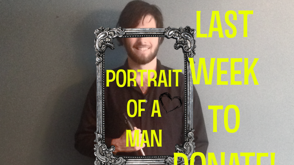 Portrait of a Man project video thumbnail
