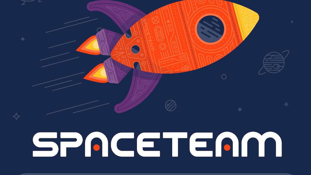Spaceteam project video thumbnail