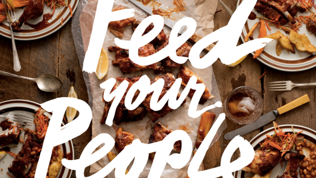 Feed Your People: Big Batch Recipes by Big Hearted Cooks project video thumbnail