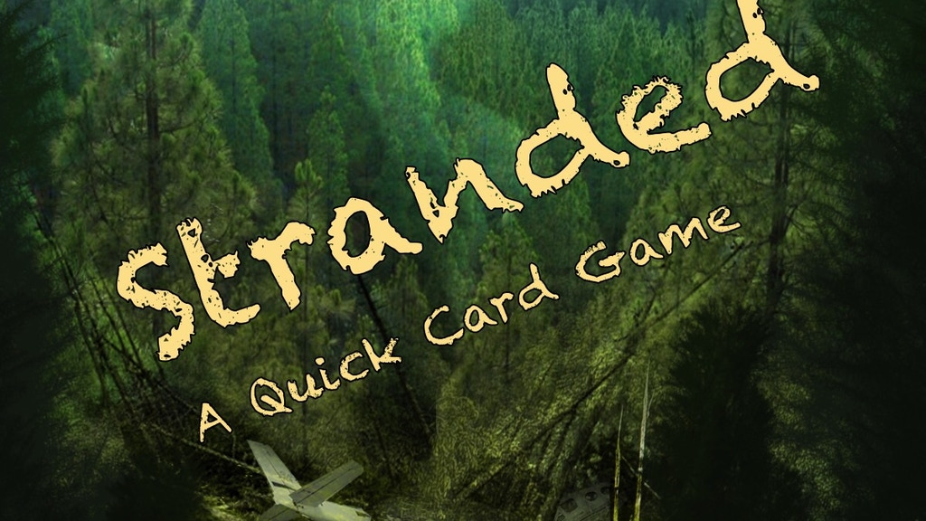 Project image for Stranded - A Quick Card Game