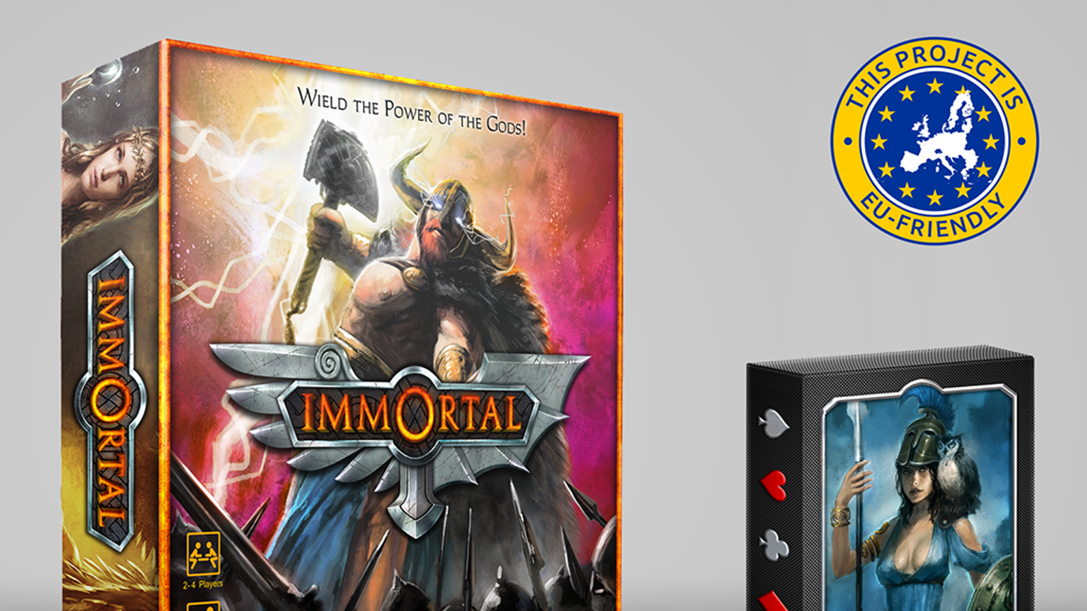 Summon the myths of the ancient Egyptians, Celtics, Greeks, Norse, Japanese, and Native Americans in this epic strategy game!