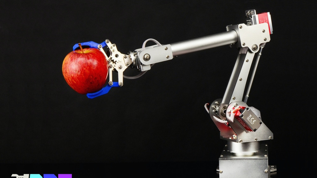 7Bot: a $350 Robotic Arm that can See, Think and Learn! project video thumbnail