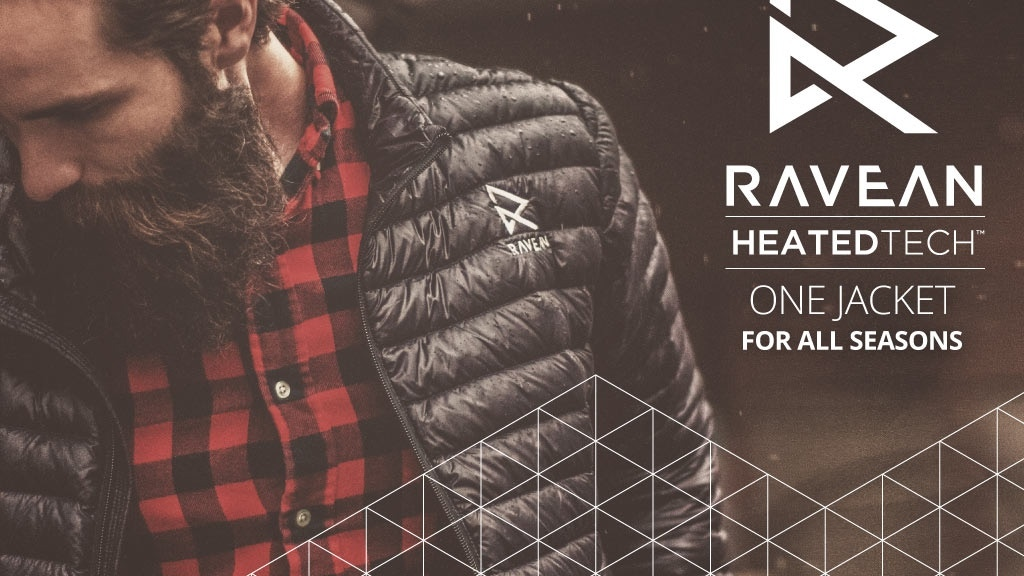 The World's First Heated Down Jacket w/ 6X Mobile Charging project video thumbnail
