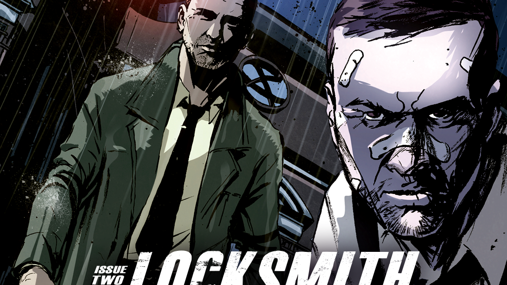 The Locksmith issue #2 project video thumbnail
