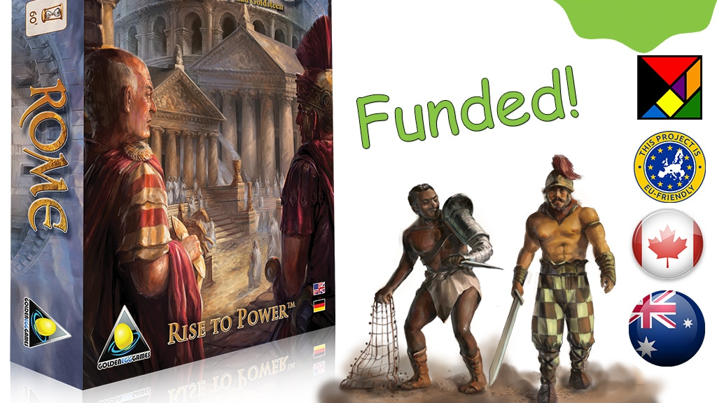 Rome: Rise to Power project video thumbnail