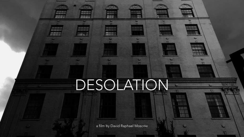 Desolation project video thumbnail