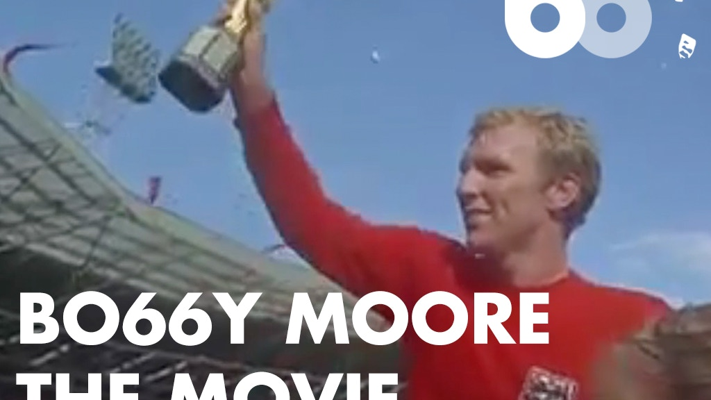BO66Y THE MOVIE - The Bobby Moore documentary project video thumbnail