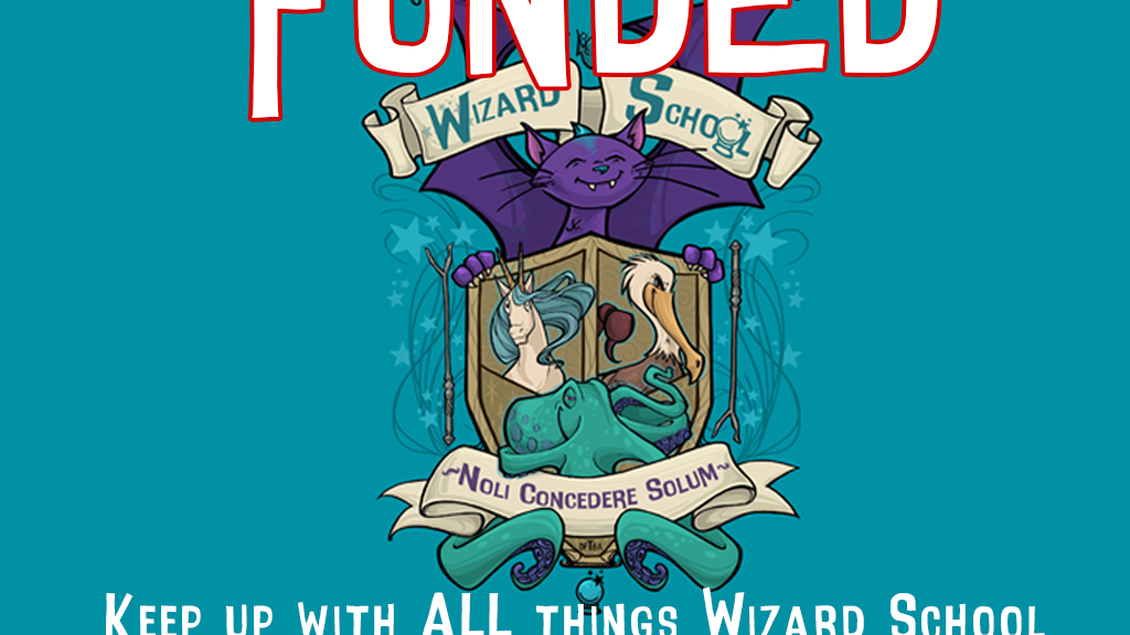 Wizard School project video thumbnail