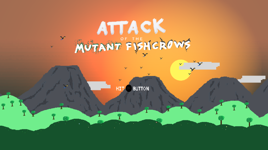 Project image for Attack of the Mutant Fishcrows (Canceled)