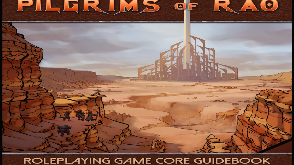 Pilgrims of Rao: Core Guidebook project video thumbnail