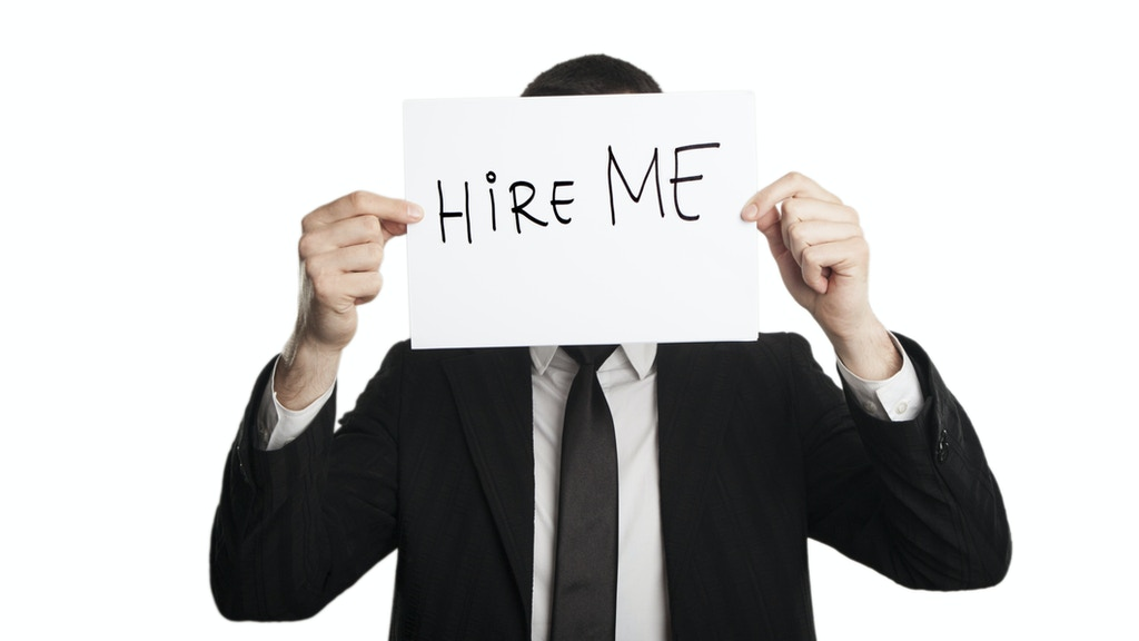 """Project image for """"Hire Me"""" The video resume app that will get you that job!"""