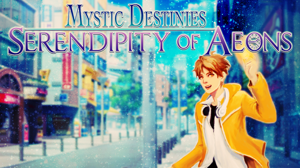 Mystic Destinies: Serendipity of Aeons - Otome Visual Novel project video thumbnail