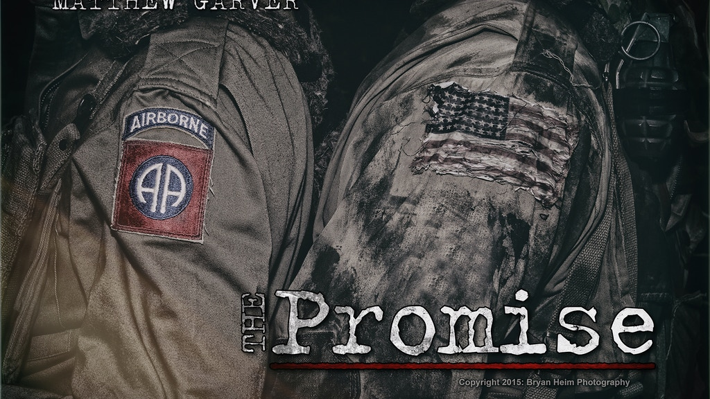 """""""The Promise"""" project video thumbnail"""