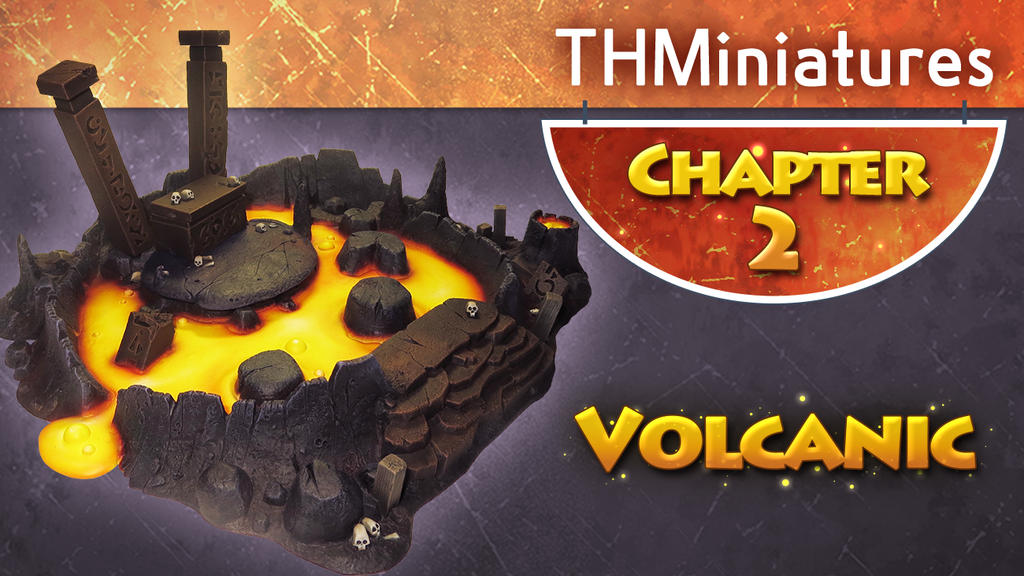 Miniature Scenery Terrain for Tabletop gaming & Wargames 2 project video thumbnail