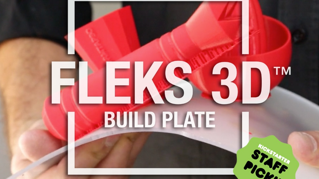 FLEKS3D makes your 3D printer BETTER project video thumbnail