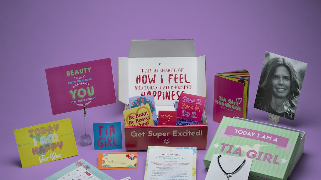 TIA Girl Club: The World's Best Empowerment Box for Girls project video thumbnail