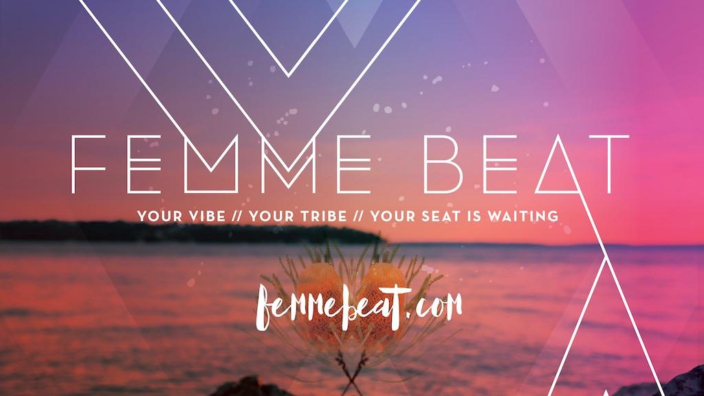 Femme Beat, A Social Dinner Series to Help Empower Women project video thumbnail