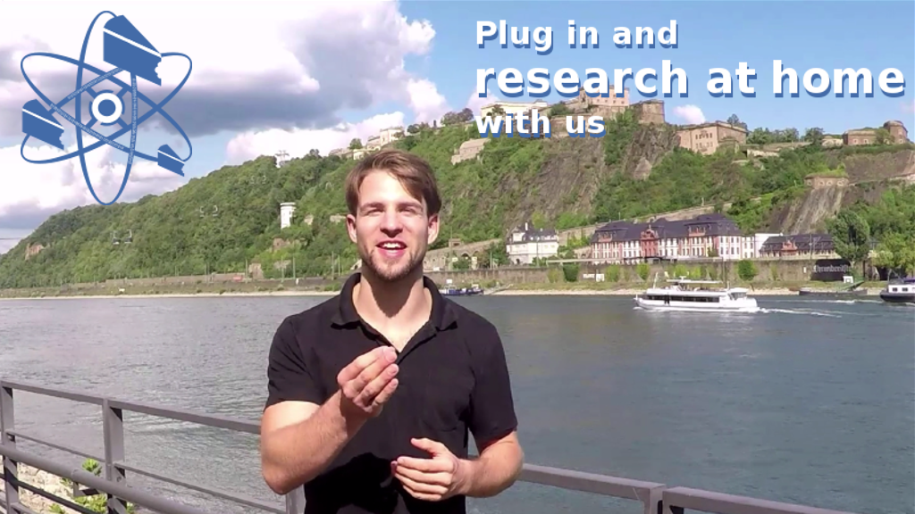 PiGrid - get rewarded for helping research projects at home project video thumbnail