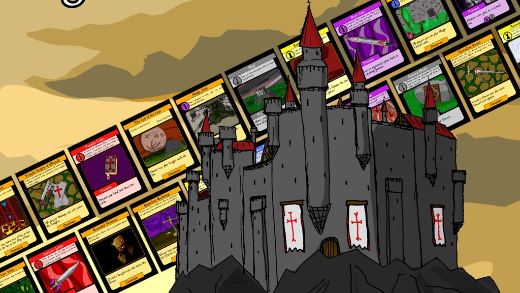 Kingdom of Elbrandt: Chess Adventure Supplement Card Game project video thumbnail