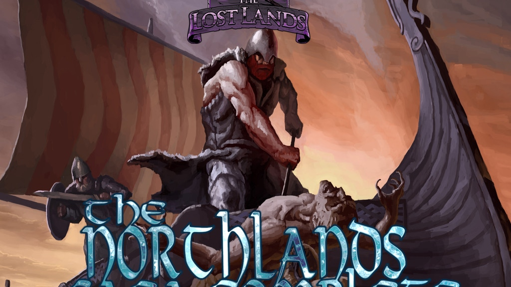 The Lost Lands: The Northlands Saga Complete project video thumbnail