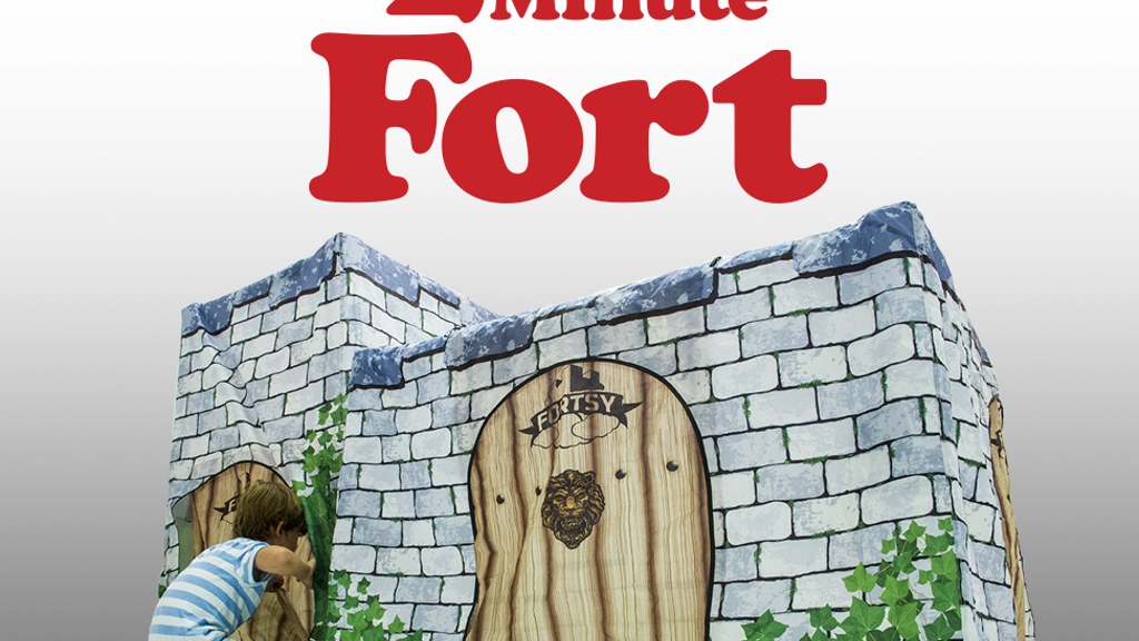 FORTSY. The 2 minute Fort! project video thumbnail