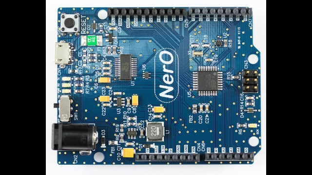 Nero an energy efficient arduino uno compatible design