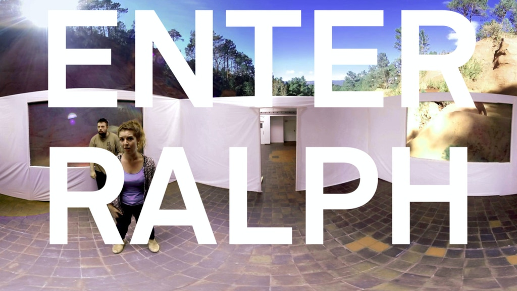 Project image for Enter RALPH: A Virtual Reality play