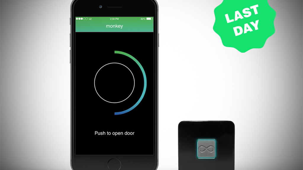 monkey. Keyless entry by making your existing intercom smart project video thumbnail