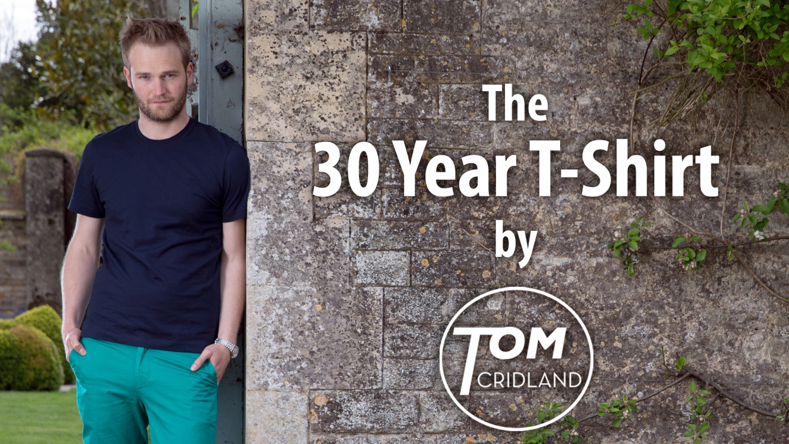 HELP US MAKE THE PERFECT T-SHIRT: Handmade to last a lifetime and Guaranteed for Three Decades.