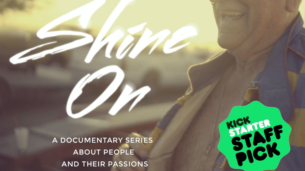 Shine On project video thumbnail