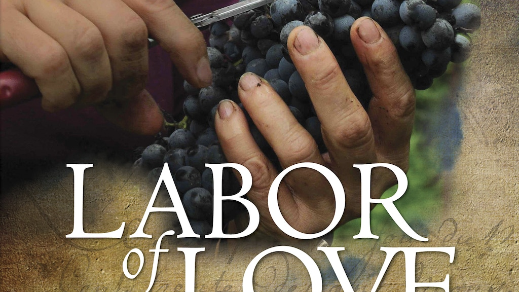 LABOR OF LOVE: WINE FAMILY WOMEN OF PIEMONTE project video thumbnail