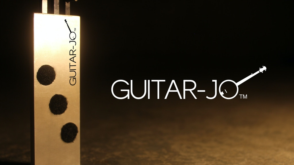 Guitar-Jo: Simulate a Banjo with Your Electric Guitar project video thumbnail