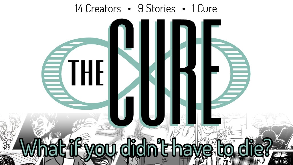 The Cure - A Square City Comics Anthology project video thumbnail
