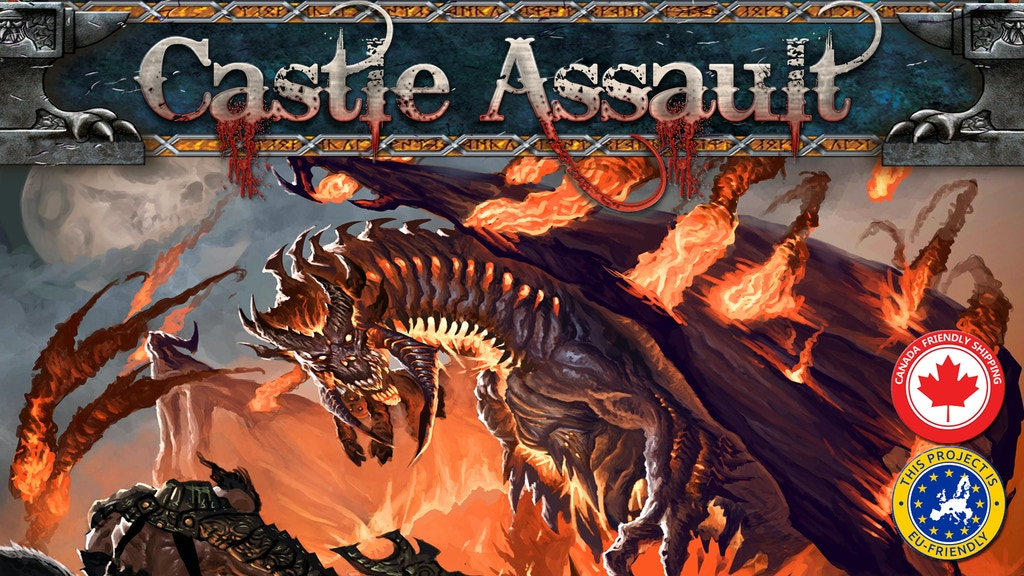 Castle Assault: The Fell Fire Forge project video thumbnail