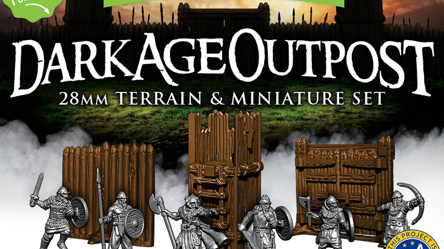 Hard plastic Towers, Keeps, Gates, Walls & Hovels for your wargaming or RPG experience + pewter miniatures to attack or defend!