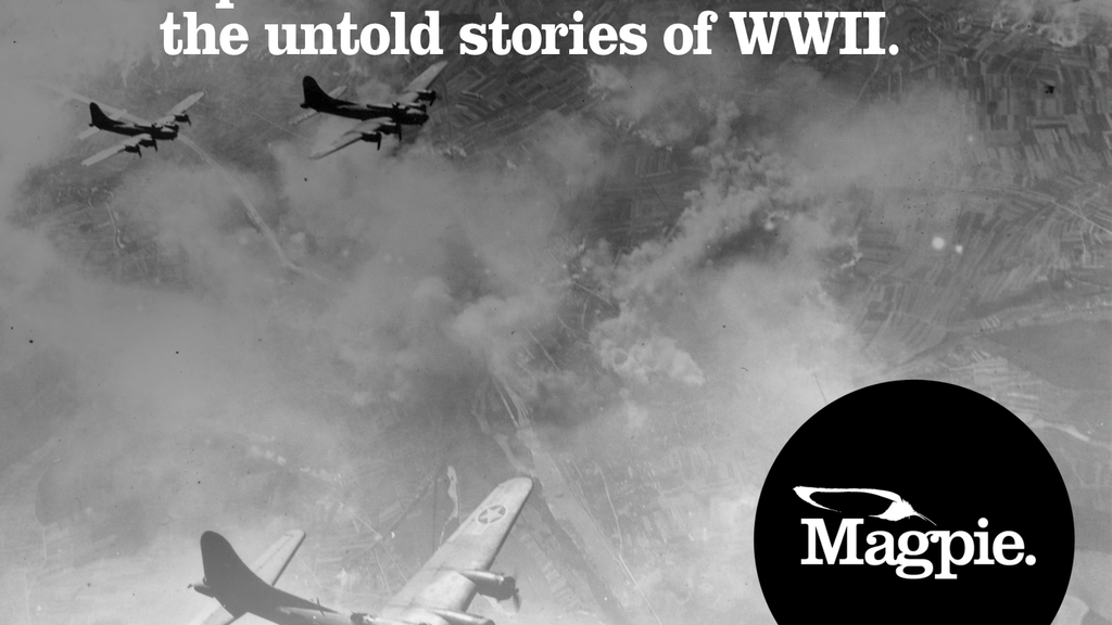 Magpie - Exploring the untold stories of World War II & PTSD project video thumbnail