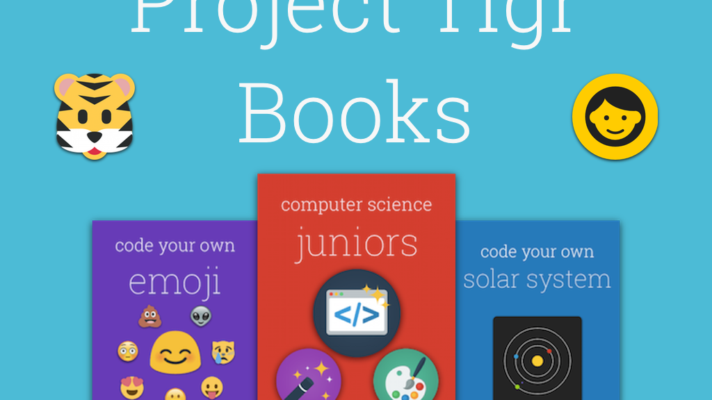 Project Tigr Books project video thumbnail