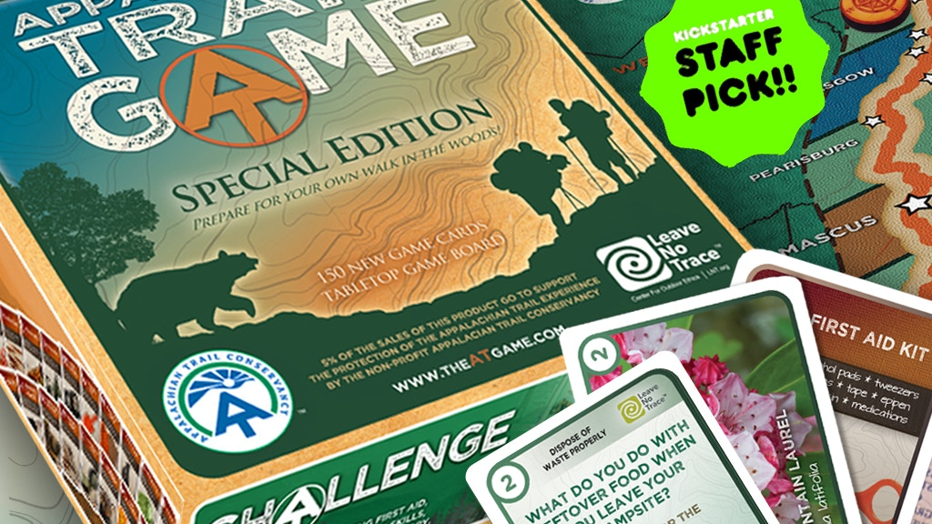 The Appalachian Trail Game: Special Edition project video thumbnail