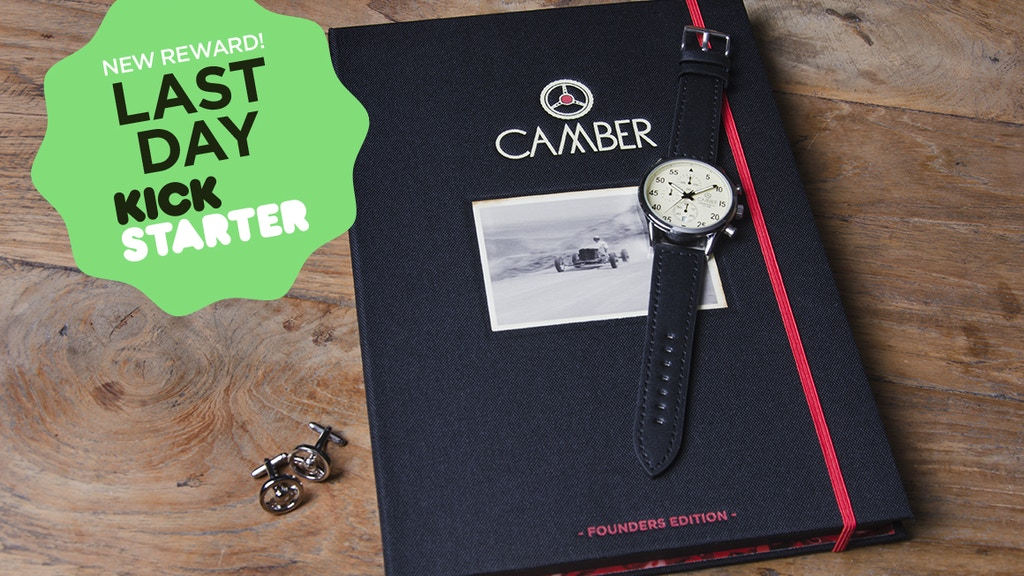 Camber Watches project video thumbnail