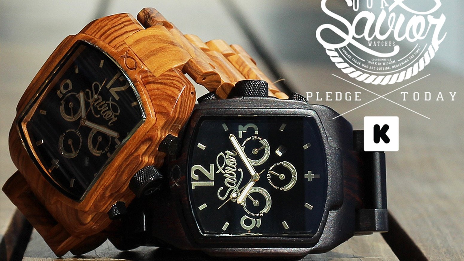 Premium Biblical Wood Hand-Picked From Israel & Designed in USA