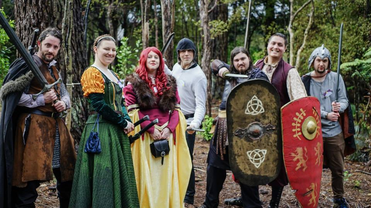 Inside Live Action Role Playing (LARP) by Greta Treadwell ...