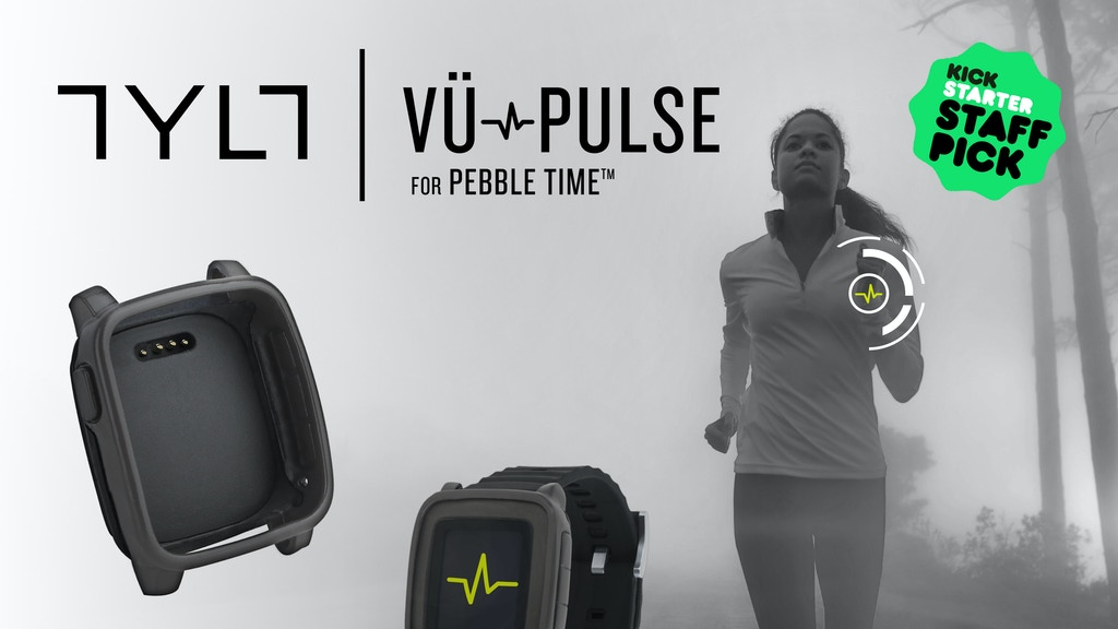 TYLT VÜ Pulse for Pebble Time™ project video thumbnail