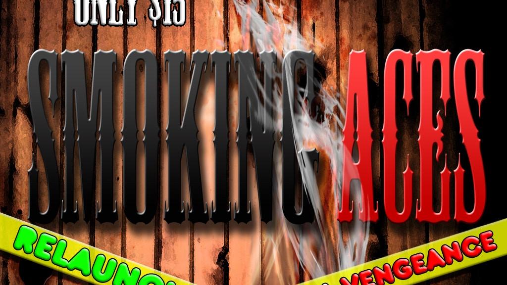 Smoking Aces! - Hybrid Poker project video thumbnail
