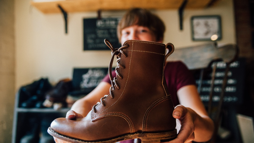 The Buckham Boot project video thumbnail