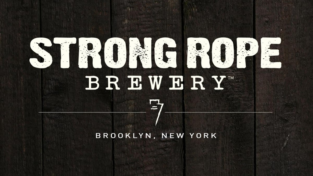 Strong Rope Brewery: Building a Draft System and Taproom Bar project video thumbnail