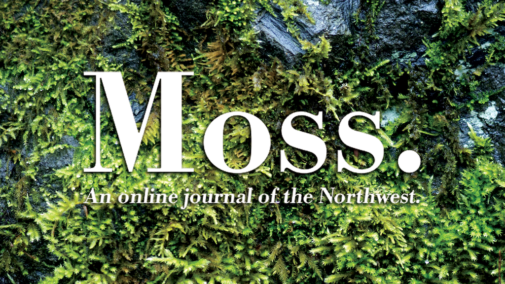 Moss: Volume One - a print anthology of Northwest writing project video thumbnail
