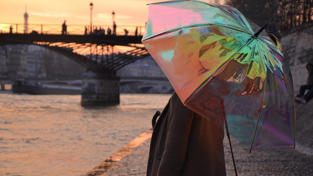 oombrella - unforgettable umbrella project video thumbnail