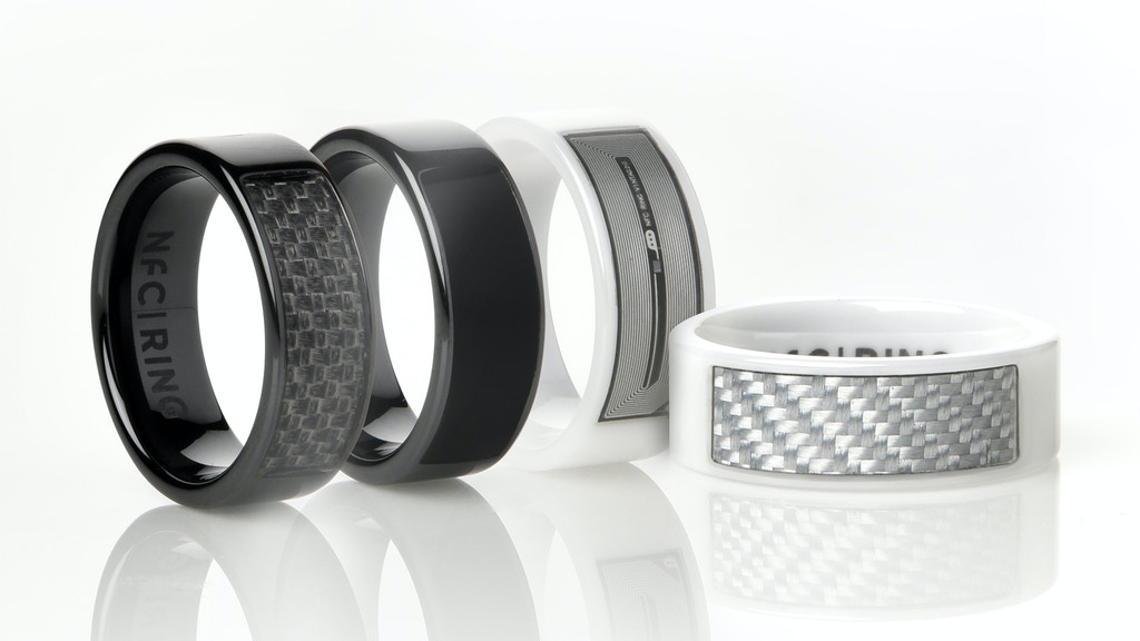 NFC Ring 2016 Range. One Smart Ring. Unlimited Possibilities project video thumbnail