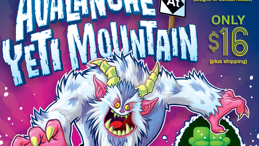 Avalanche at Yeti Mountain from Green Couch Games! project video thumbnail