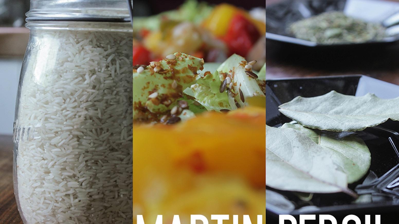 Financez le lancement de la cantine Martin Persil, gastronomie vegan événementielle bientôt dans toute la France !